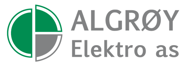 Logo Algrøy Elektro AS